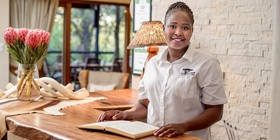 Kruger National Park Front Desk