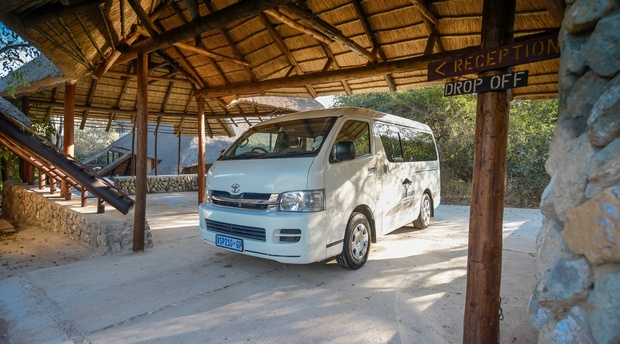 La Kruger Lifestyle Lodge Transfer Bus