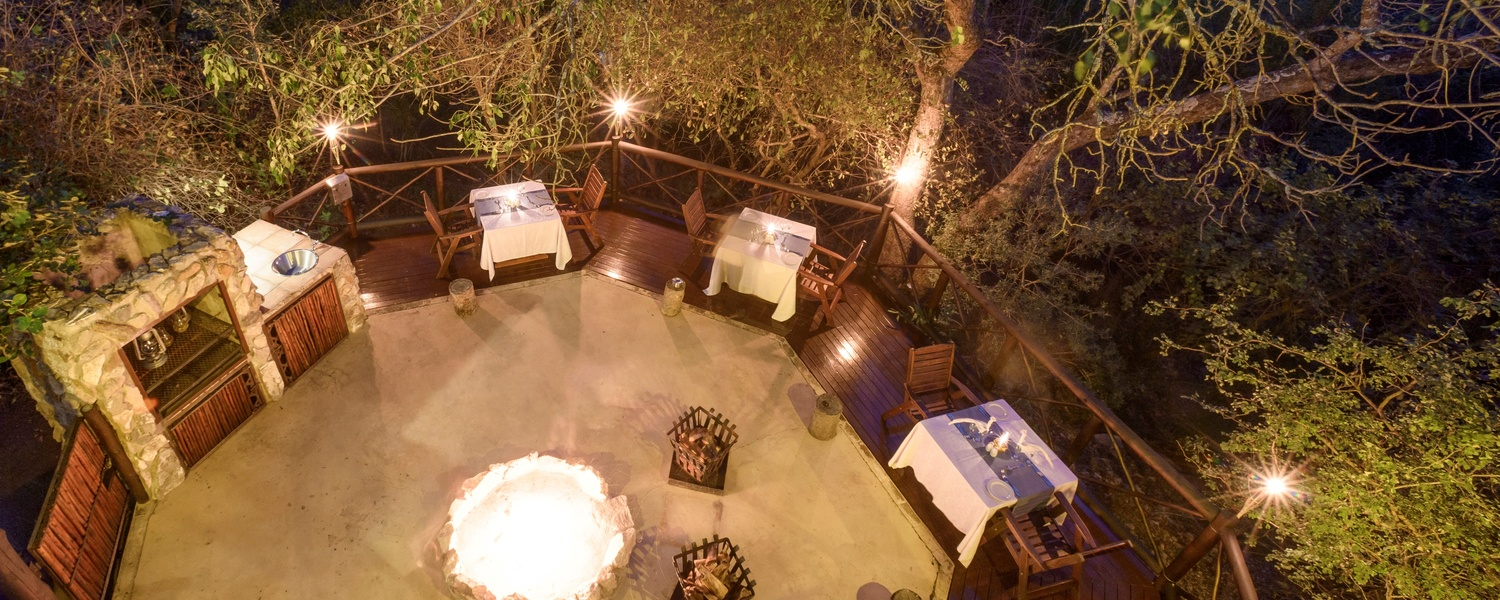 Kruger National Park Boma Dinner