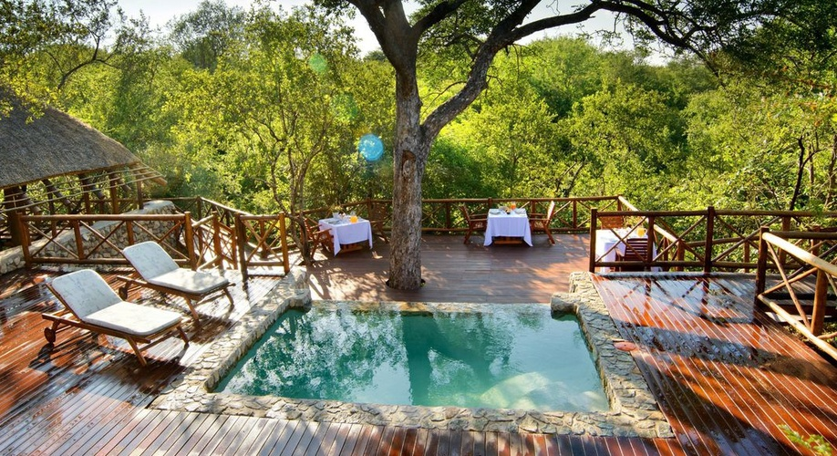 La Kruger Lifestyle Lodge Pool Marloth Park
