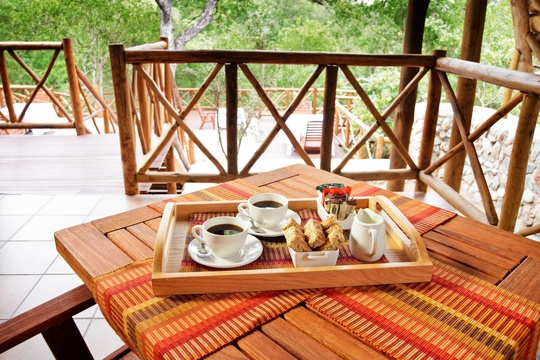 Morning Coffee in Marloth Park, La Kruger Lifestyle Lodge
